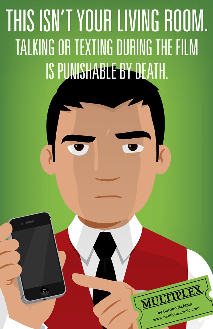 Multiplex Workplace Poster - Jason