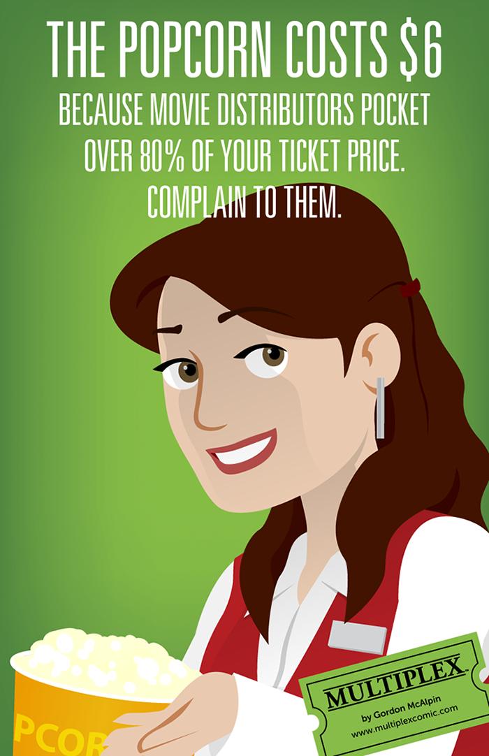Multiplex Workplace Poster - Melissa