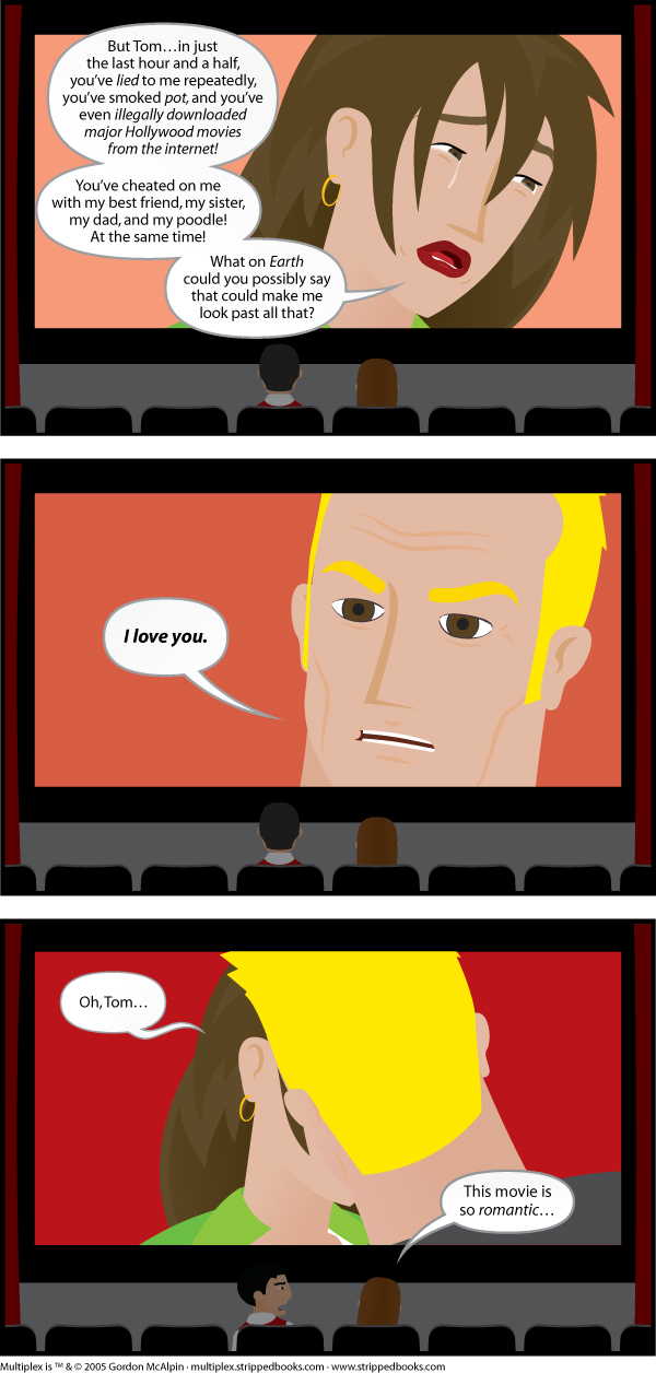 Multiplex #7: True Love