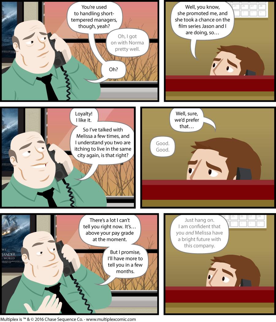 Multiplex #1098: Promises, Promises