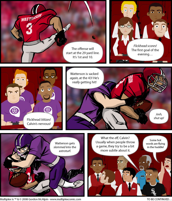 Multiplex #302: Necessary Roughness