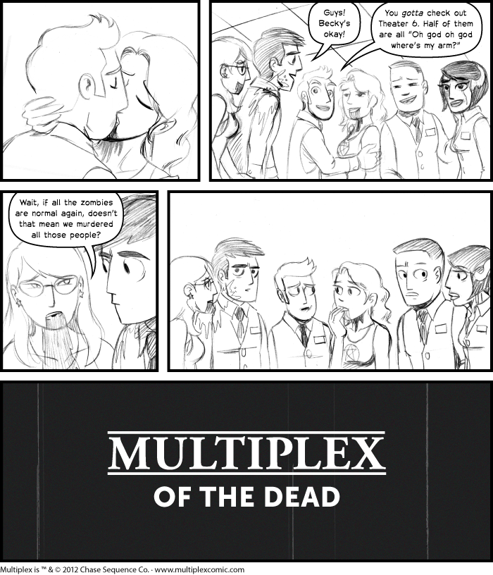 Multiplex #754: End, Titles