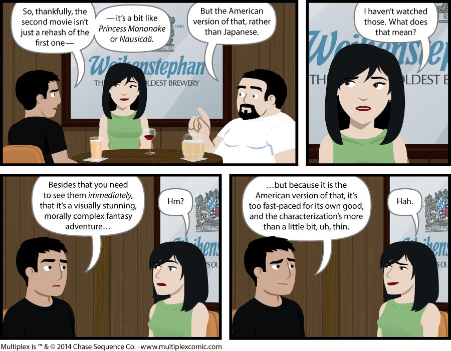 Multiplex #941: The Longer Version