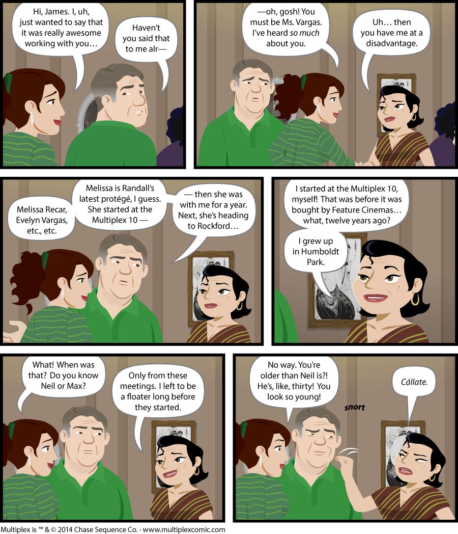 Multiplex #962: Mercury Rising